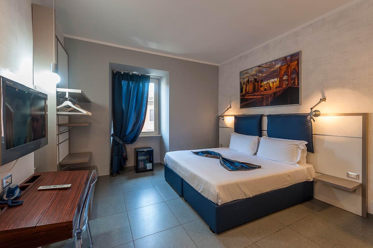 Camere wellness hotel california hotel 3 stelle roma for 3 stelle arredamenti